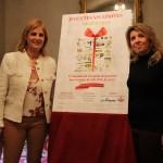Presentación de la Campaña de recogida de juguetes nuevos para los Reyes Magos de Jerez, organizada por Sinlímites Comunicación y Carcajadas Animación.