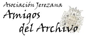 Logo Amigos del Archivo para la Campaña de Recogida de Juguetes para los Reyes Magos de Jerez.