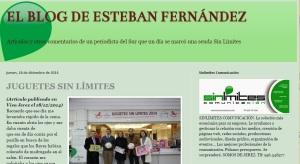 blog esteban