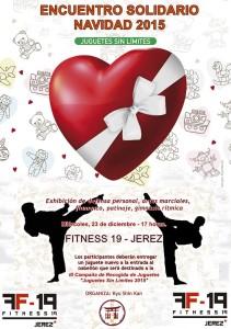 cartel artes marciales